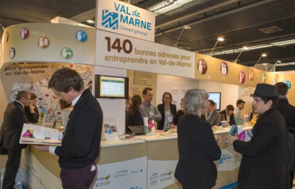 En 2014, le Salon des Entrepreneurs de Paris a accueilli 64 200 visiteurs. ©Jean Moulin