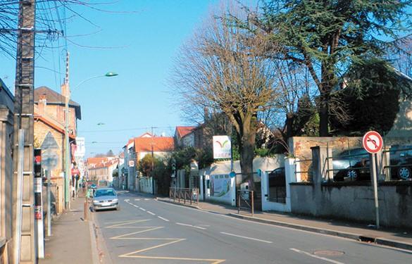 Réaménagement de l'avenue de Valenton pour améliorer votre cadre de vie à Villeneuve-Saint-Georges