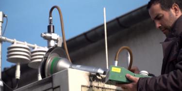 Airparif mesure la qualité de l'air.