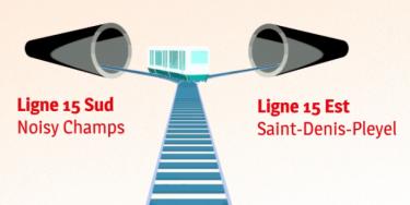 L'interopérabilité entre les lignes 15 Sud et Est doit être confirmée au plus vite !