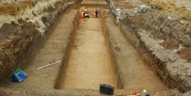 Diagnostic archéologique à Vitry sur seine Rue Léon geffroy