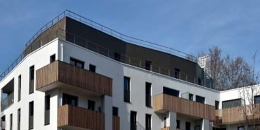 Logement : Inauguration de la nouvelle résidence Les Troènes à Choisy-le-Roi (Photo : Groupe Valophis)