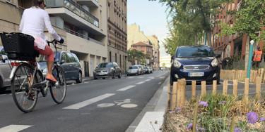 Aménagement, travaux : le réaménagement de la RD127 transforme le cœur de ville de Gentilly