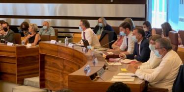 Séance du Conseil départemental du Val-de-Marne du 19 juillet 2021