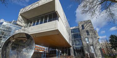 L'espace départemental Aimé-Césaire est situé à Champigny-sur-Marne, nouvel espace muséographique et pédagogique du Musée de la Résistance Nationale, photo : M. Lumbroso
