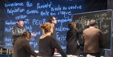 Projet lauréat : le théâtre El Duende à Ivry-sur-Seine