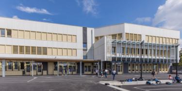 collège Samuel-Paty ; crédit photo : E. Legrand