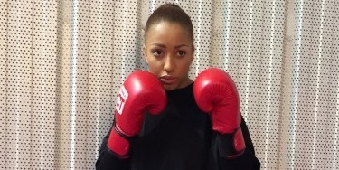 Estelle Mossely prête à boxer les préjugés dans le sport