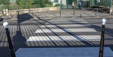 Passage piéton Ivry-sur-Seine