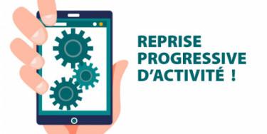 reprise activité post covid-19 conseil départemental val-de-marne