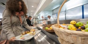 Le département souhaite s'appuyer sur la Coop Bio Île-de-France pour proposer des produits BIO dans ses collèges. © Michael Lumbroso
