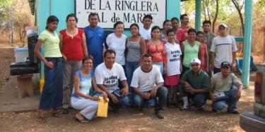 Centre de santé communautaire de La Ringlera, à Jucuaran