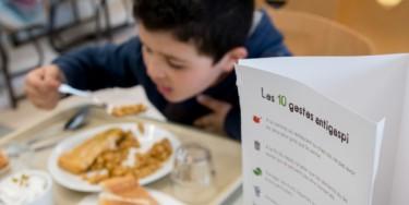 Le département souhaite proposer des assiettes de qualité dont le coût n'excède pas 2 euros. © Thomas Dusseau