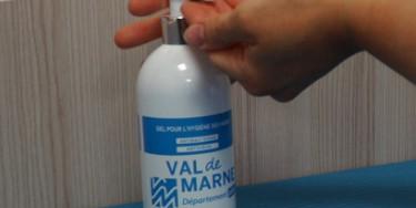 Gel hydro alcoolique Covid19