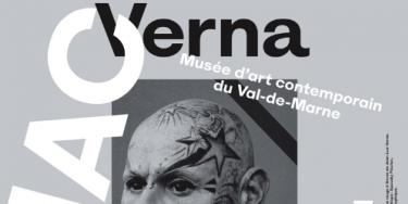 Affiche Jean-Luc Verna, Rétrospective