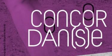 Affiche 2018 du festival Concordan(s)e