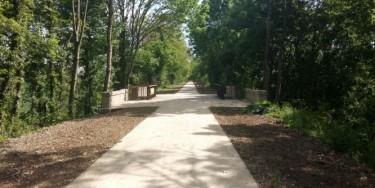 Tégéval : Balade accessible à vélo Nature & Paysage
