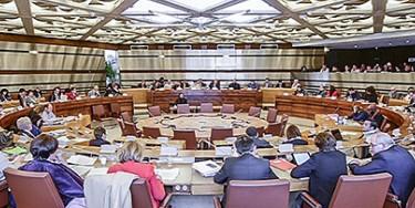 Séance du Conseil départemental du Val-de-Marne (Photo : M. Lumbroso)