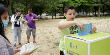 Budget citoyen dans les parcs départementaux du Val-de-Marne