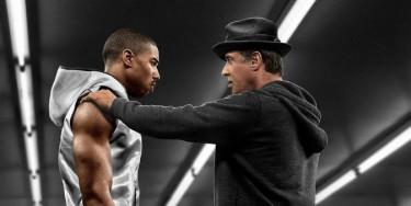 Projection en plein air du film Creed : L'Héritage de Rocky Balboa au parc du Grand Godet