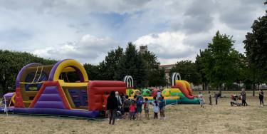 Profitez de l'été dans les parcs départementaux du Val-de-Marne