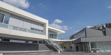 Collège Lucie-Aubrac à Champigny-sur-Marne (Photo : M. Lumbroso)