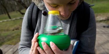 Atelier nature au parc du Rancy
