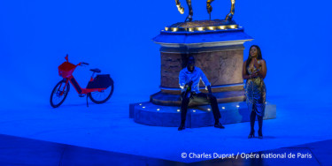 La Traviata opéra mis en scène par Simon Stone