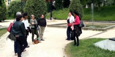 Les passeurs de cultures à Fontenay-sous-Bois ©Bastina