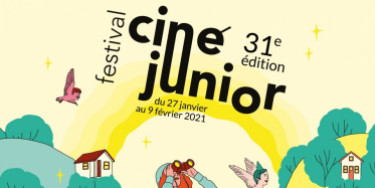 affiche de ciné junior 2021