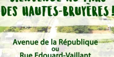 Un été au parc départemental des Hautes Bruyères