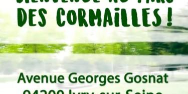 Un été au parc départemental des Cormailles