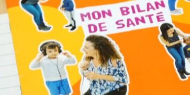 Bilan de santé en école maternelle