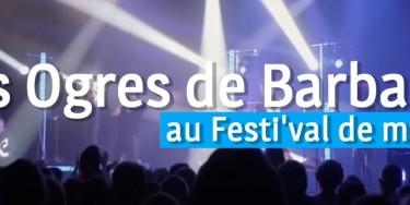 Festi'val de Marne 2019 annoncé par Fredo des Ogres de Barback