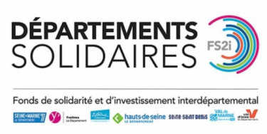 Logo FS2i (Fonds de solidarité et d'investissement interdépartemental)