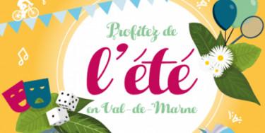 Profitez de l'été en Val-de-Marne, le droit aux vacances et aux loisirs pour tous et toutes