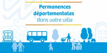 Permanences départementales
