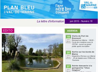 Plan bleu - Les eaux non potables : un défi d'avenir?