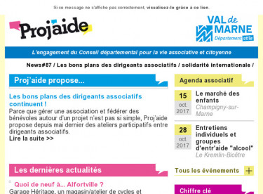 News#87 / Les bons plans des dirigeants associatifs / solidarité internationale