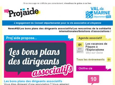 News#82/Les bons plans des dirigeants associatifs/Les rencontres de la solidarité internationales/Solutions d'associations