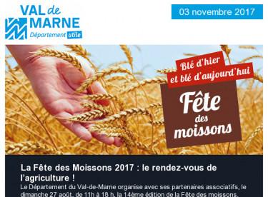Fête des Moissons / Droit aux vacances pour tous / Enquête publique / Travaux / Archéologie