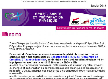 Sport Santé Préparation Physique