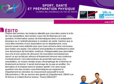 Sport Santé et Préparation Physique