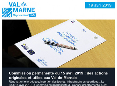 Commission permanente du 15 avril 2019 / Notre Dame / Plus de bus 201