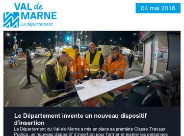 Emploi / Roseraie / Vacances / Transports / Val'Hebdo