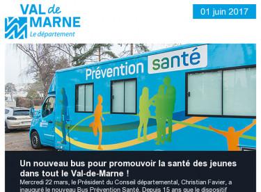 Bus Prévention Santé / Vivicittà / Ateliers Archéologie / Assainissement / Transports