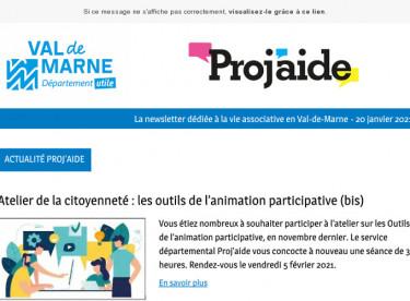 News Proj'aide 136 Atelier de la citoyenneté, retour sur la Matinale, témoignage