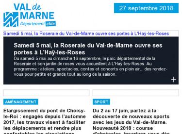 Roseraie / Pont de Choisy / Jeux du Val-de-Marne / Chérioux / Devenir assistant maternel
