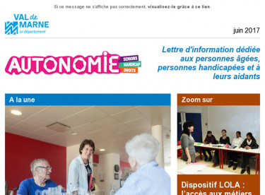 Canicule / Accueil de jour / Formation / Groupe d'entraide