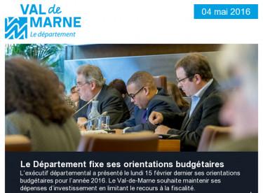 Budget 2016 / Environnement / Séance / Education / Cité des Métiers